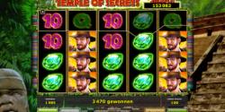Temple of Secrets mit Jackpot
