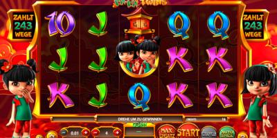 Fa-Fa Twins von Betsoft Gaming