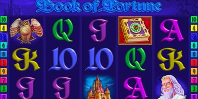 Book of Fortune von Amatic