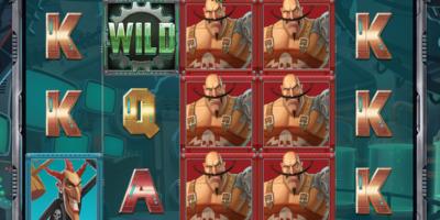 Power Force Villains von Push Gaming