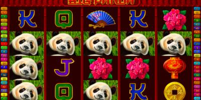 Big Panda von Amatic